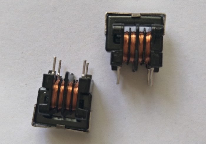 UU10 Line Filter Common Mode Choke Inductor