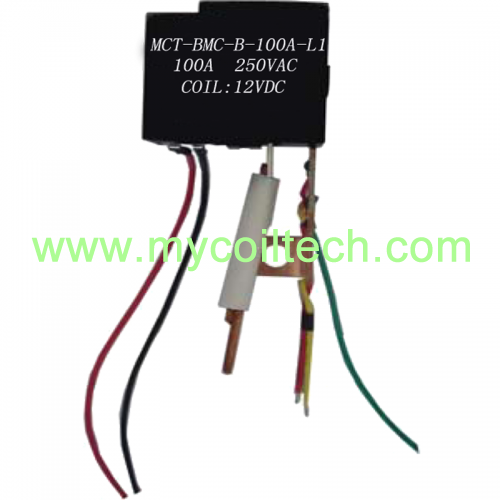 Magnetic Latching Relay For Intelligent Electric Meter
