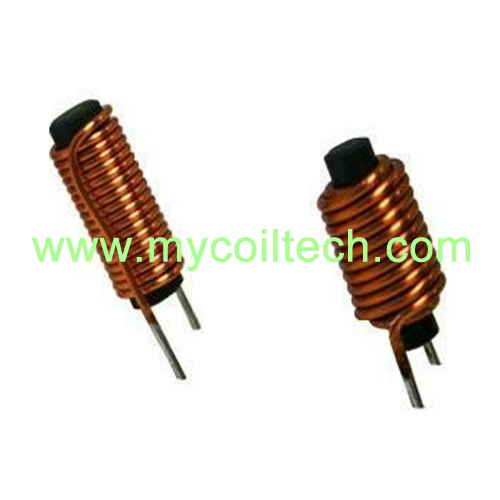 High Frequency Ferrite Rod Core Inductor