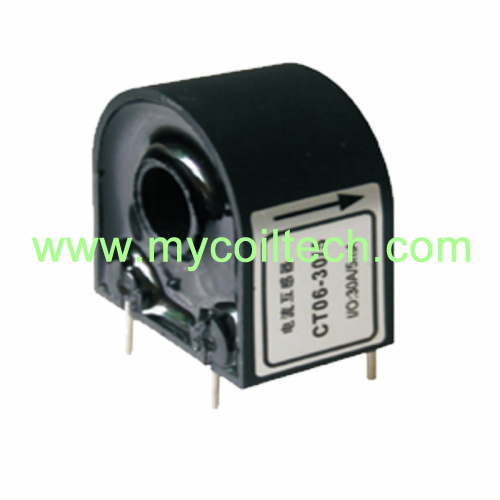 Horizontal 5A Precision Current Transformer