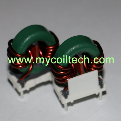 Supply high quality common mode inductor with base
