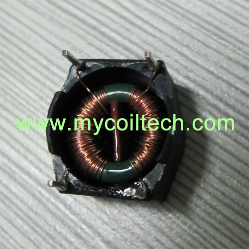 Common Mode Choke Coils Vertical Type Bobbin
