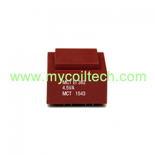 EI Series Encapsulated Transformer for ​PCB Mounting