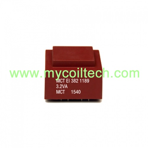 High Quality Electronic Encapsulated Transformer with 3.2VA output power