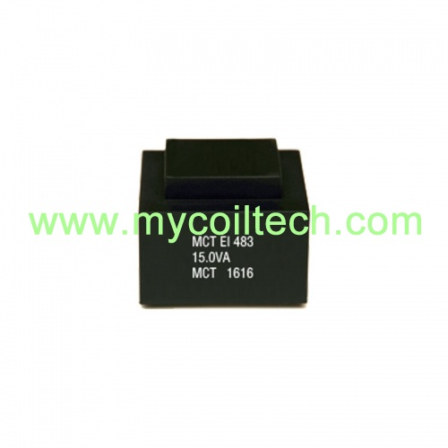 Power Transformer Low frequency EI type electronic encapsulated transformers