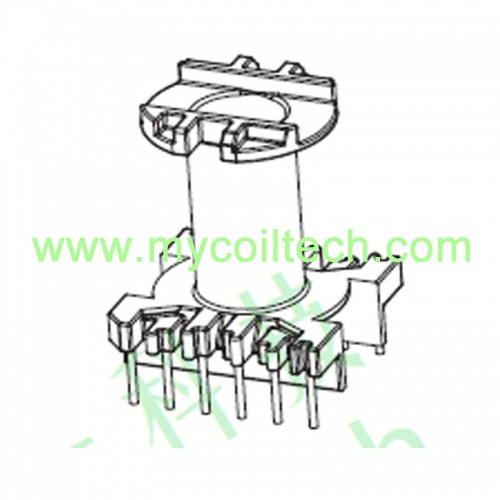 12 Pins High Frequency ERL35 Transformer Bobbin