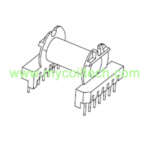 ERL35 Horizontal Electronic Transformer Bobbin 14 Pins