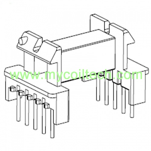 Maunufacture EEL19 Horizontal Type Transformer Bobbin