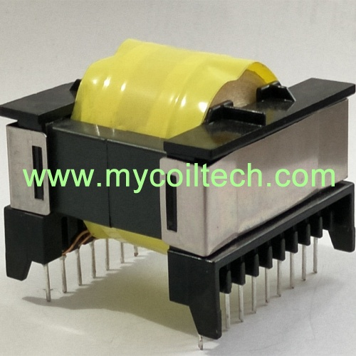 ETD49 high frequency transformer for power supply