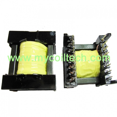 ETD39 Flyback Transformer for PCB Mounting