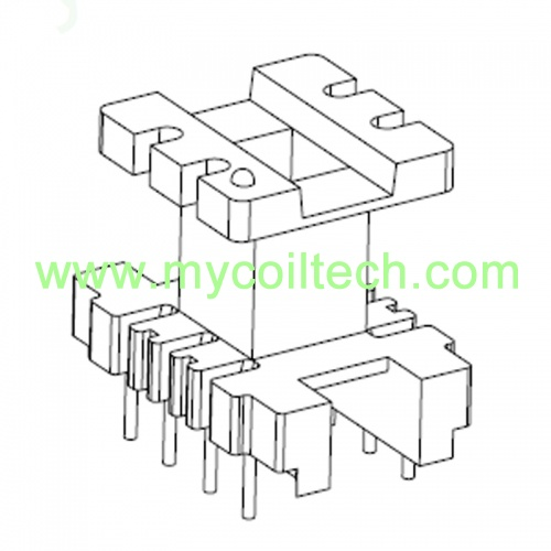 5 8 Pin Ei25 Transformer Bobbin