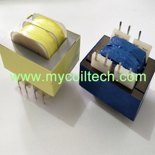 Signal Isolated Transformer Low Frequency EI57 Transformer