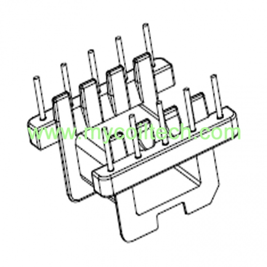 High Voltage Transformer Schematic