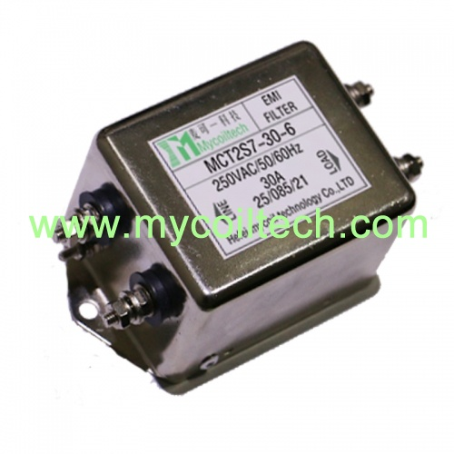 Wholesaler Single Phase 10A 20A Noise Filter