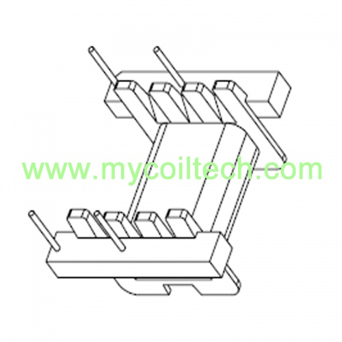 EFD2502 5+5 Pin Transformer Bobbin