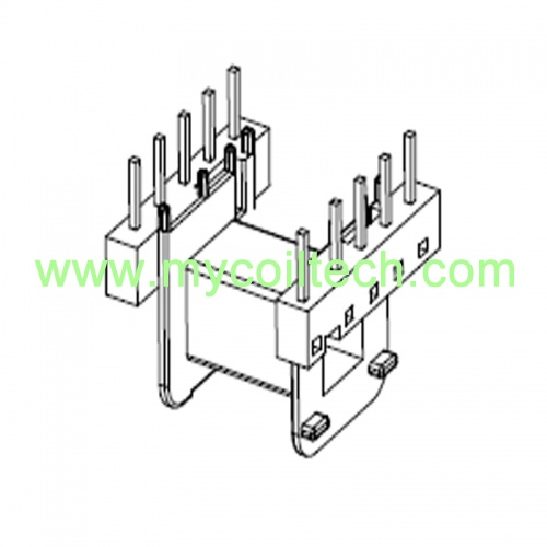Wholesale High Quality Ef20 Transformer Bobbin With Wire Slotef20