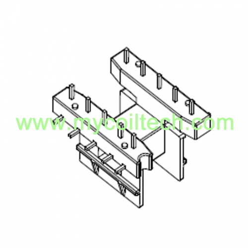 Transformer bobbin EF25 10 Pins