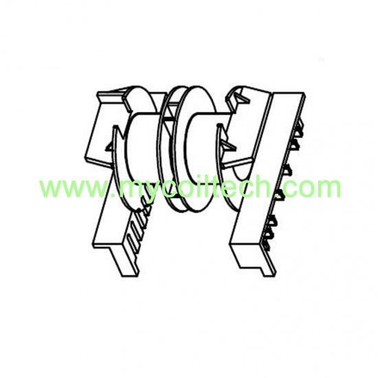 Bobbins | ETD54 PCB Circuit Transformer Ferrite Core Bobbin Factory