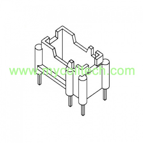 Vertical Mounted Base for Inductor